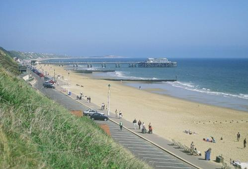 The seaside!