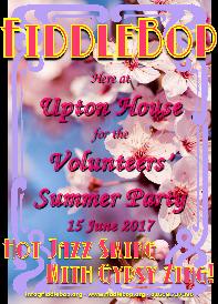 FiddleBop at Upton House, 15 June 2017