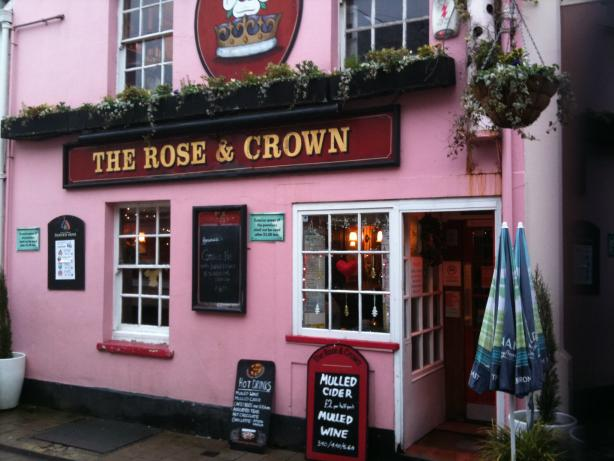 The Rose and Crown, Oxford